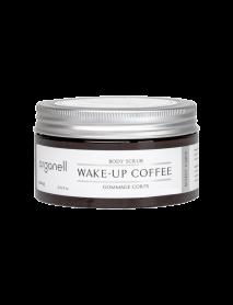 WAKE-UP COFFEE GOMMAGE CORPS