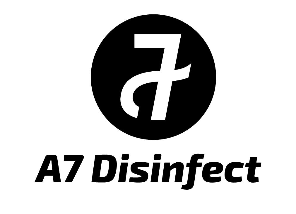 logo A7 disinfect
